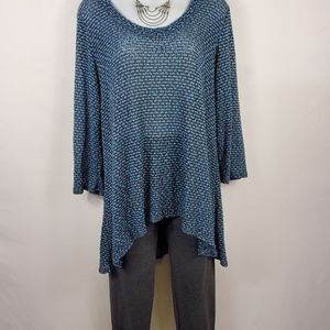 Nally & Millie Sweater Tunic NWT